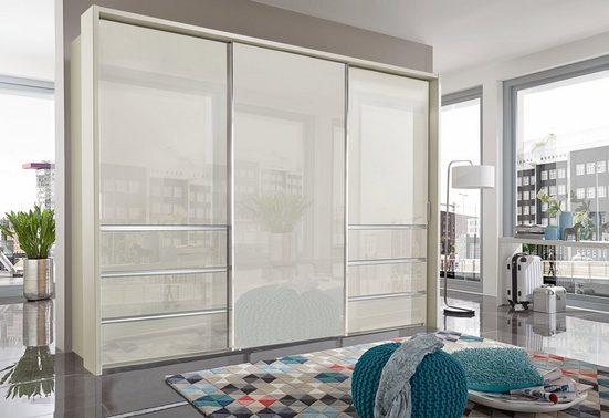 WIEMANN Schwebetürenschrank »Malibu« mit Glasfront