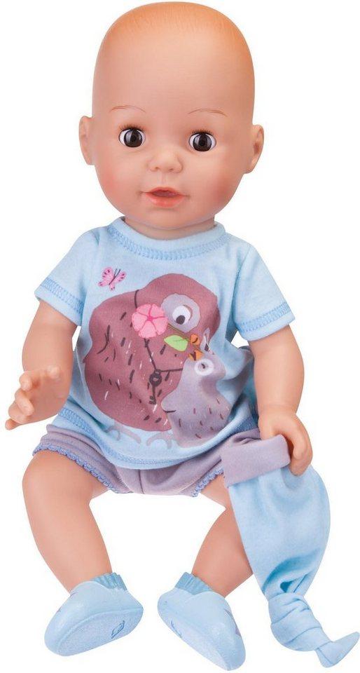 Schildkröt Puppe mit Funktion, »Kids Boy Trink und Nässbaby«