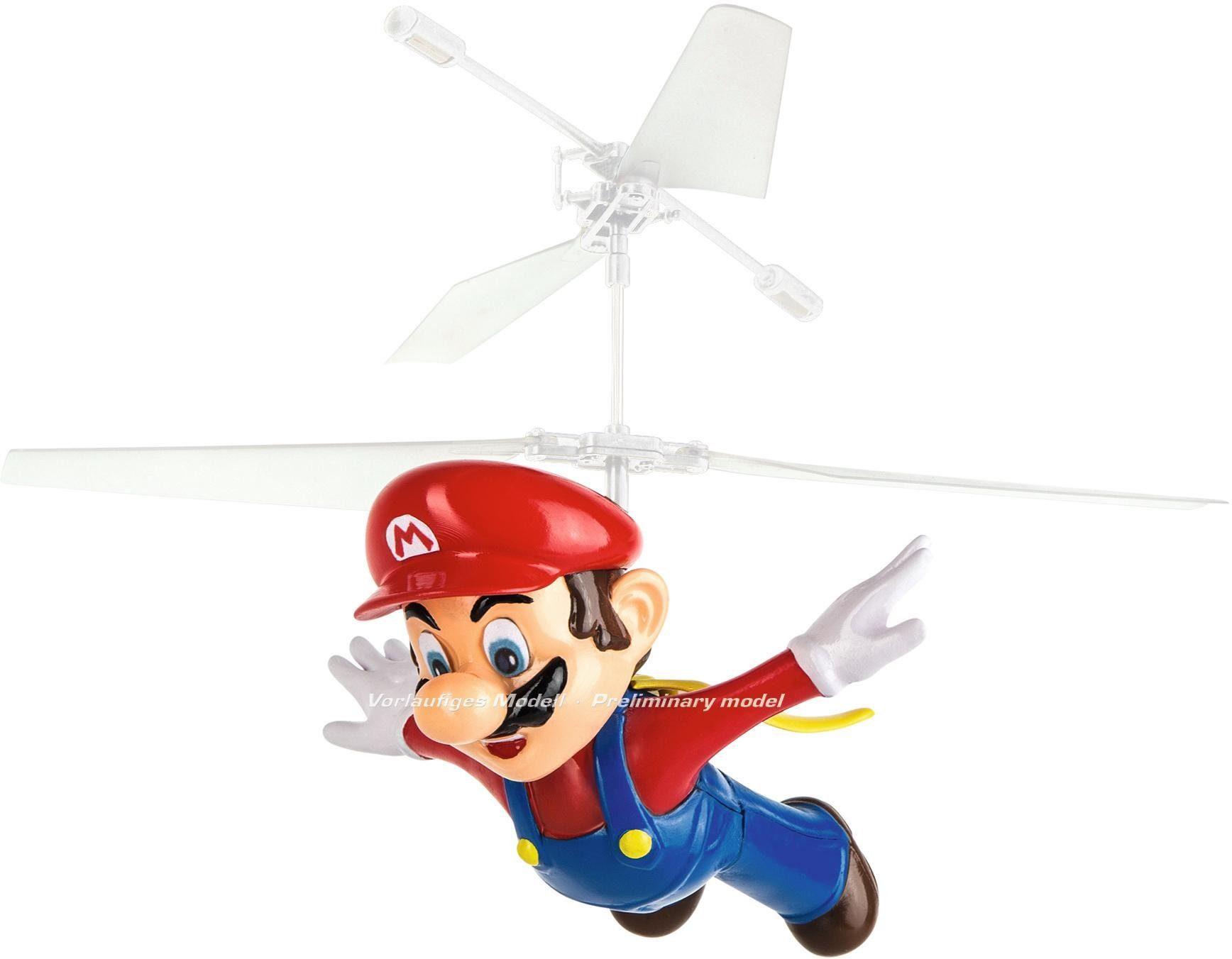 Carrera RC Flieger, »Carrera® RC Flieger Super Mario™, Flying Cape Mario™«