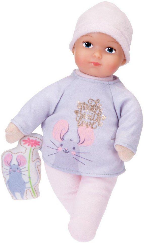 Schildkröt Puppe mit weichem Körper, »Baby Girl«