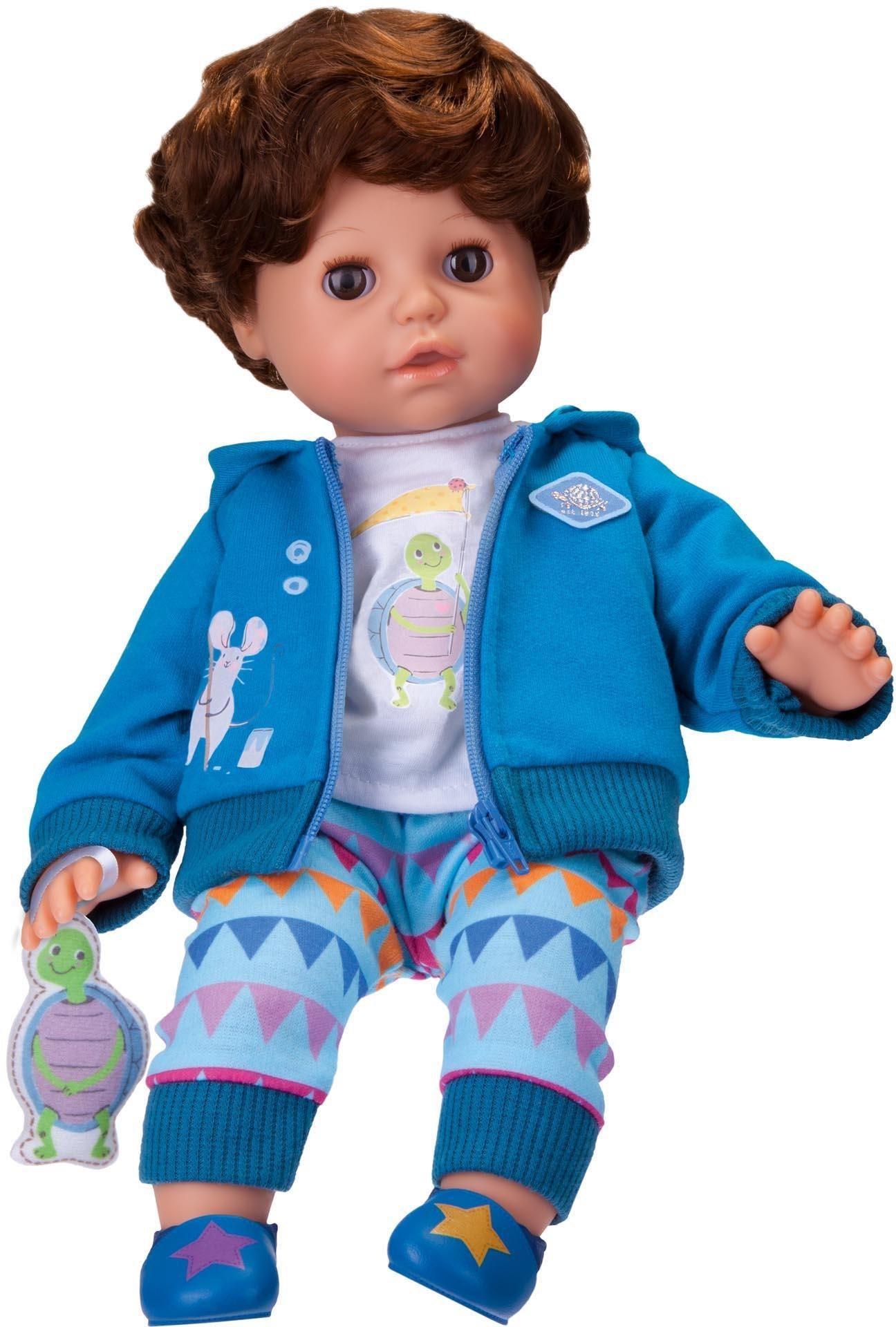 Schildkröt Puppe mit Zubehör, »Kids, Luis Trendy«