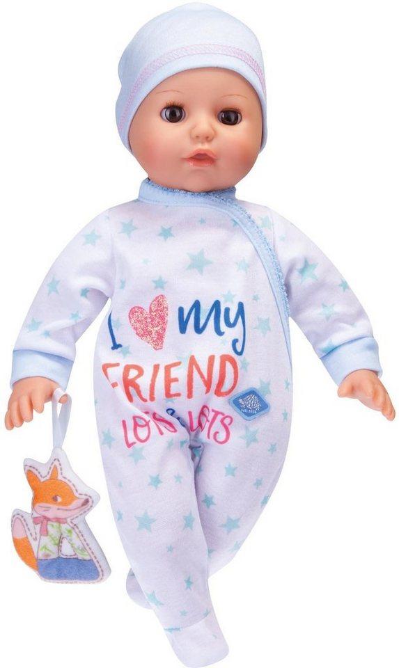 Schildkröt Puppe mit Zubehör, »Kids, Luis Dreamy«