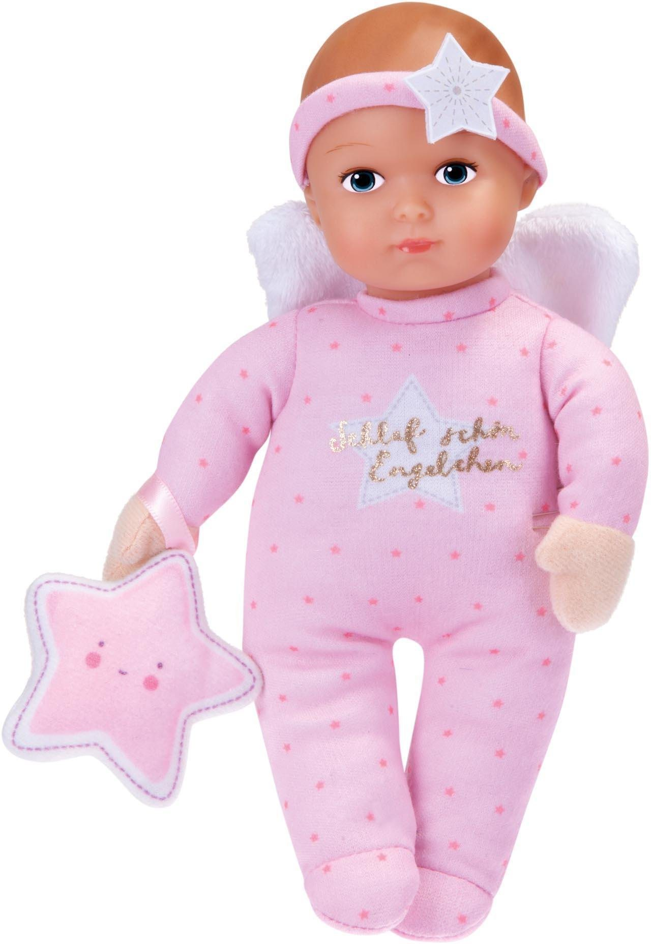 Schildkröt Puppe mit Outfit, »Baby Emily Engel«