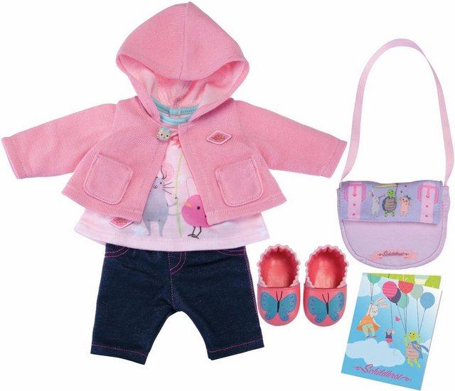 Schildkröt Puppenkleidung, »Kids - Deluxe Fashion Set, Mein erster Kindergarten Tag«