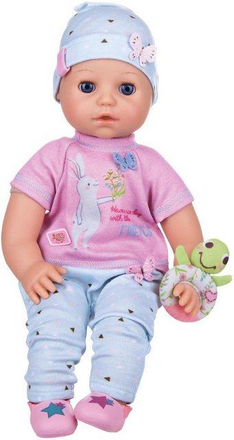 Schildkröt Babypuppe »Kids, Emilia mit Sound«, mit Funktion