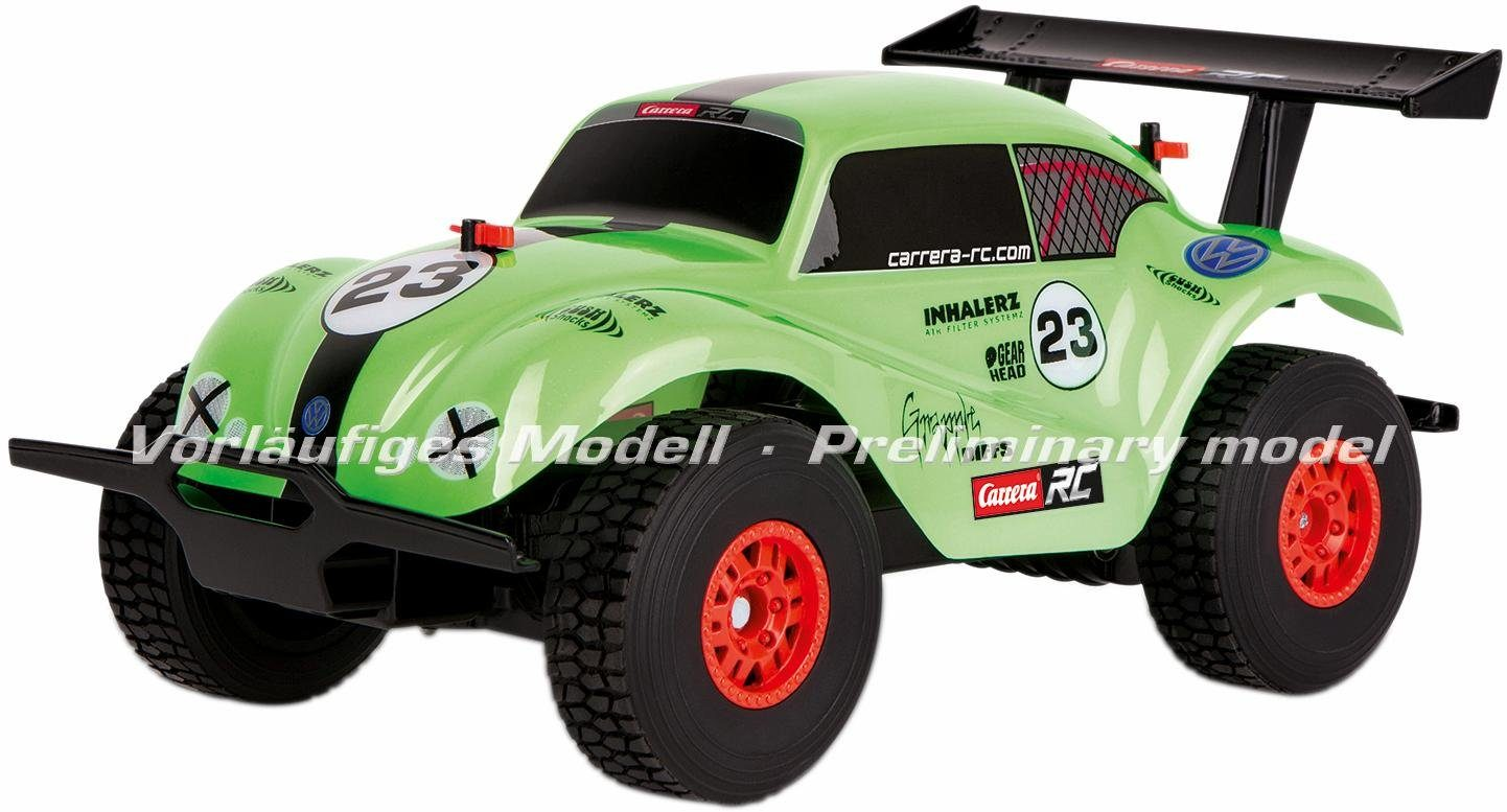 Carrera RC Komplettset, »Carrera® RC VW Beetle, 1:18, 2,4 GHz«