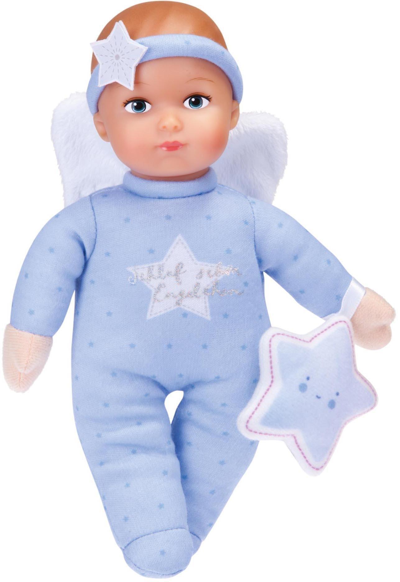 Schildkröt Puppe mit Outfit, »Baby Boy Engel«