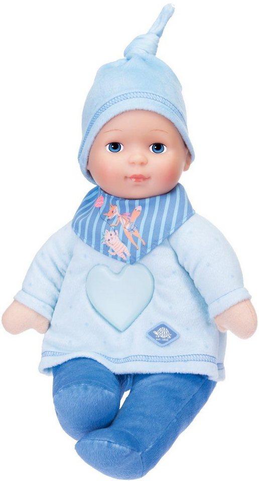 Schildkröt Baby Puppe mit Musik und Licht, »Baby Boy mit Musik und Licht«