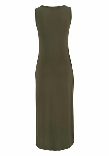 Key Largo Jersey Dress Gold, With Special Rivets-details