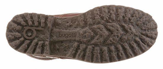 Bugatti Winter Boots, With Logo Application