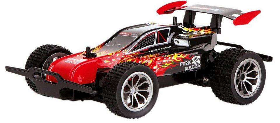 Carrera RC Komplettset,  Carrera® RC Fire Racer 2, 1:20, 2,4 GHz rot/schwarz  online kaufen