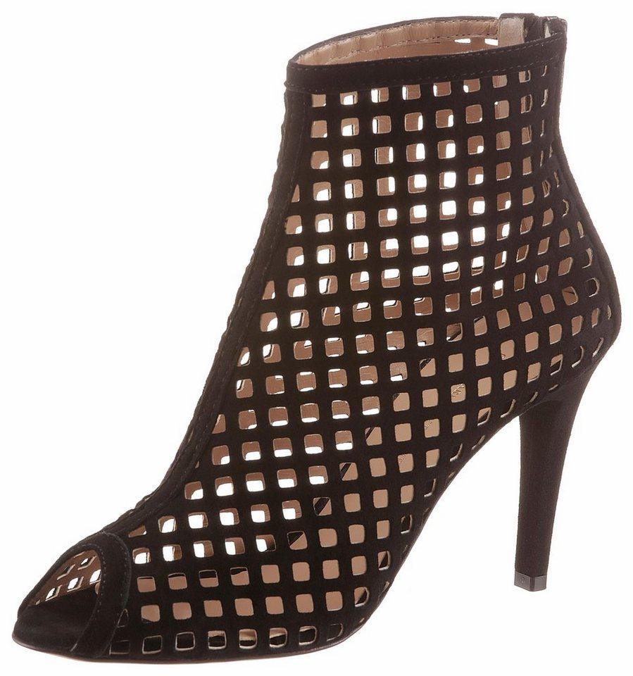 30b5e9623f97bd GUIDO MARIA KRETSCHMER High-Heel-Stiefelette mit sommerlicher Lochung