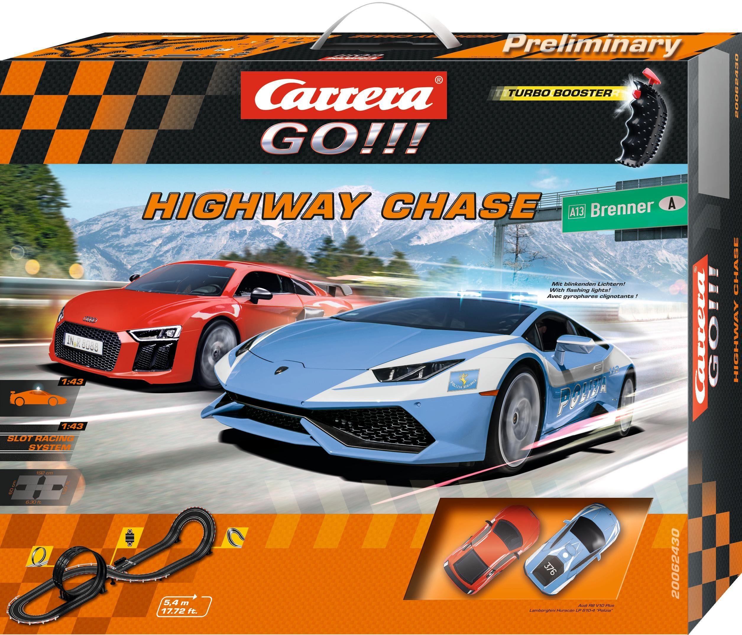 Carrera Autorennbahn, »Carrera® GO!!! Highway Chase«