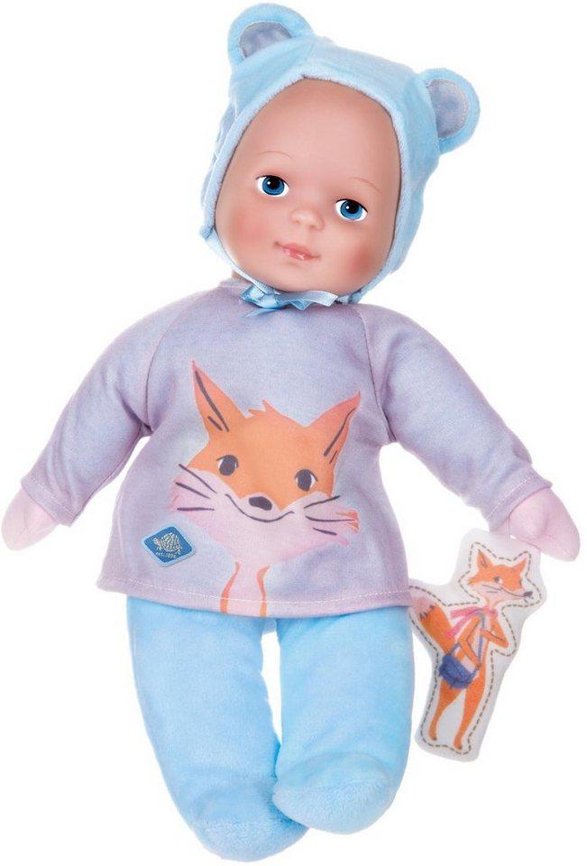 Schildkröt Puppe mit Fuchsoutfit, »Baby Boy Trendy«
