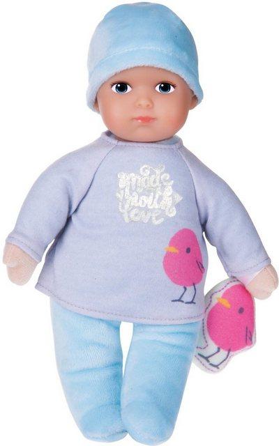Schildkröt Puppe mit weichem Körper, »Baby Boy«