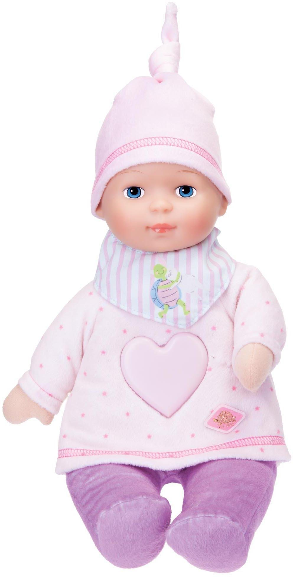 Schildkröt Baby Puppe mit Musik und Licht, »Baby Girl mit Musik und Licht«
