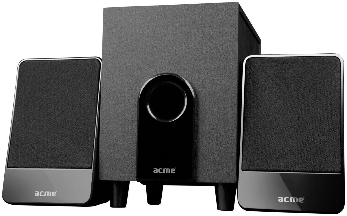 ACME Europe PC-Lautsprecher »ACME SS204 Deep bass speakers«