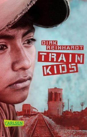 Broschiertes Buch »Train Kids«