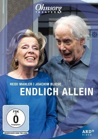 DVD »Ohnsorg Theater: Endlich allein«