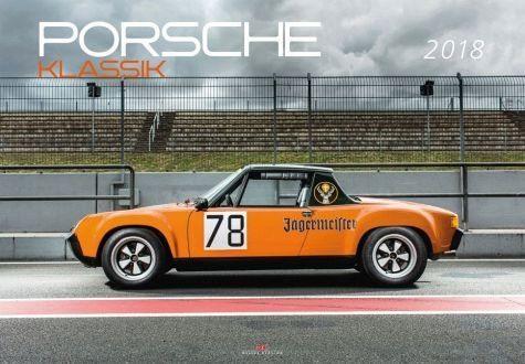 Kalender »Porsche Klassik 2018«