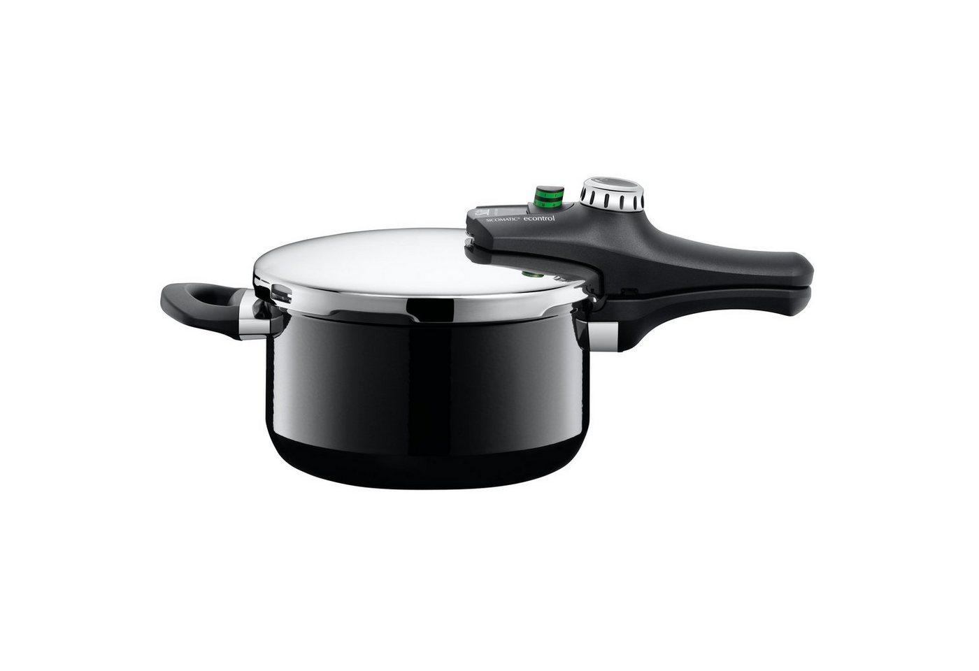 Silit Schnellkochtopf, 4,5 l, ohne Einsatz »Sicomatic econtrol«