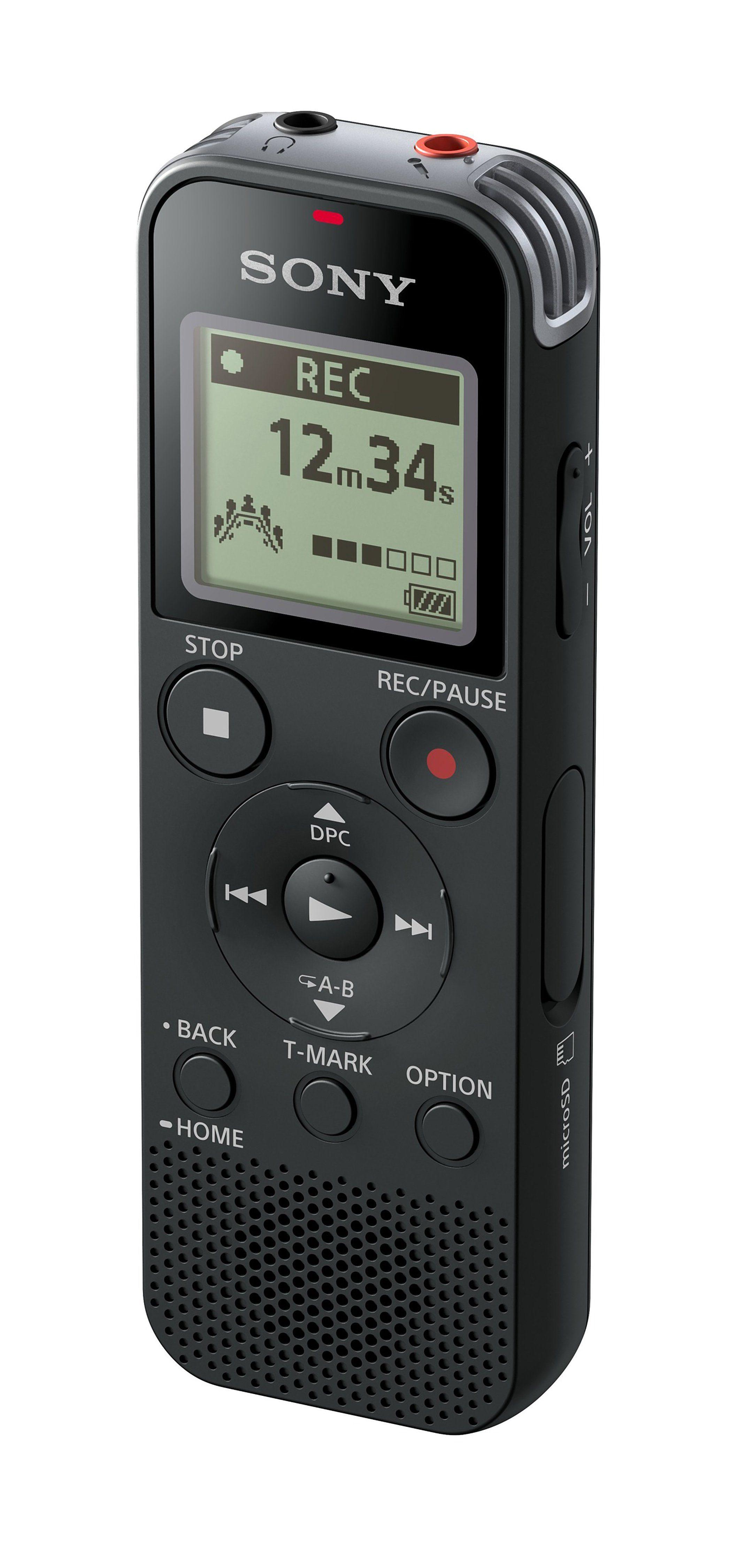 Sony Digitaler Voice Recorder mit USB-Anschluss »ICD-PX470«