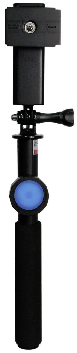 DiCAPac Selfie Stick »Action DP-1S Monopod mit BT-Fernauslöser«