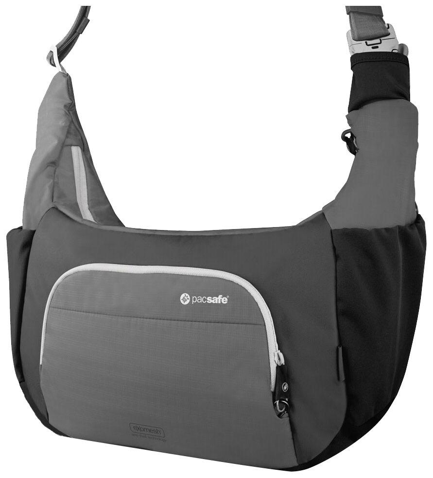 Pacsafe Fototasche »Camsafe V12 Kamera Slingbag Storm Grey«
