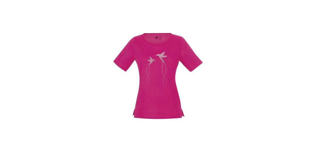 TRIGEMA T-Shirt Glitzer-Vogel Günstiges Preis Original TSn18