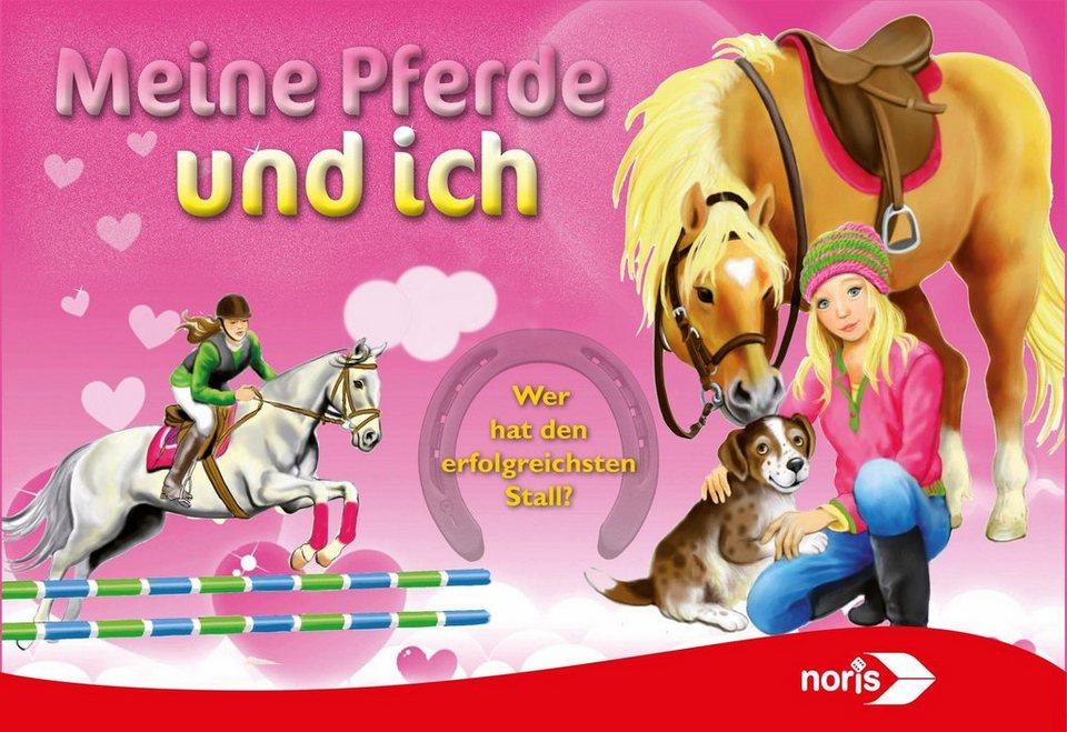 Noris, Kinderspiel,  Meine Pferde und ich  kaufen