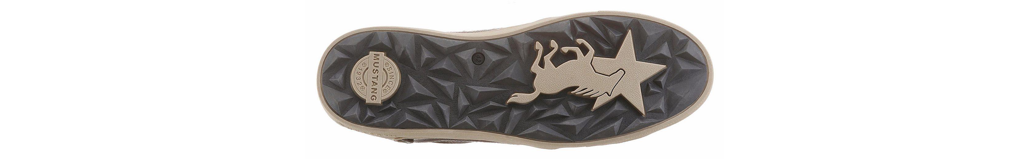 Mustang Shoes Sneaker, mit Logo-Druck