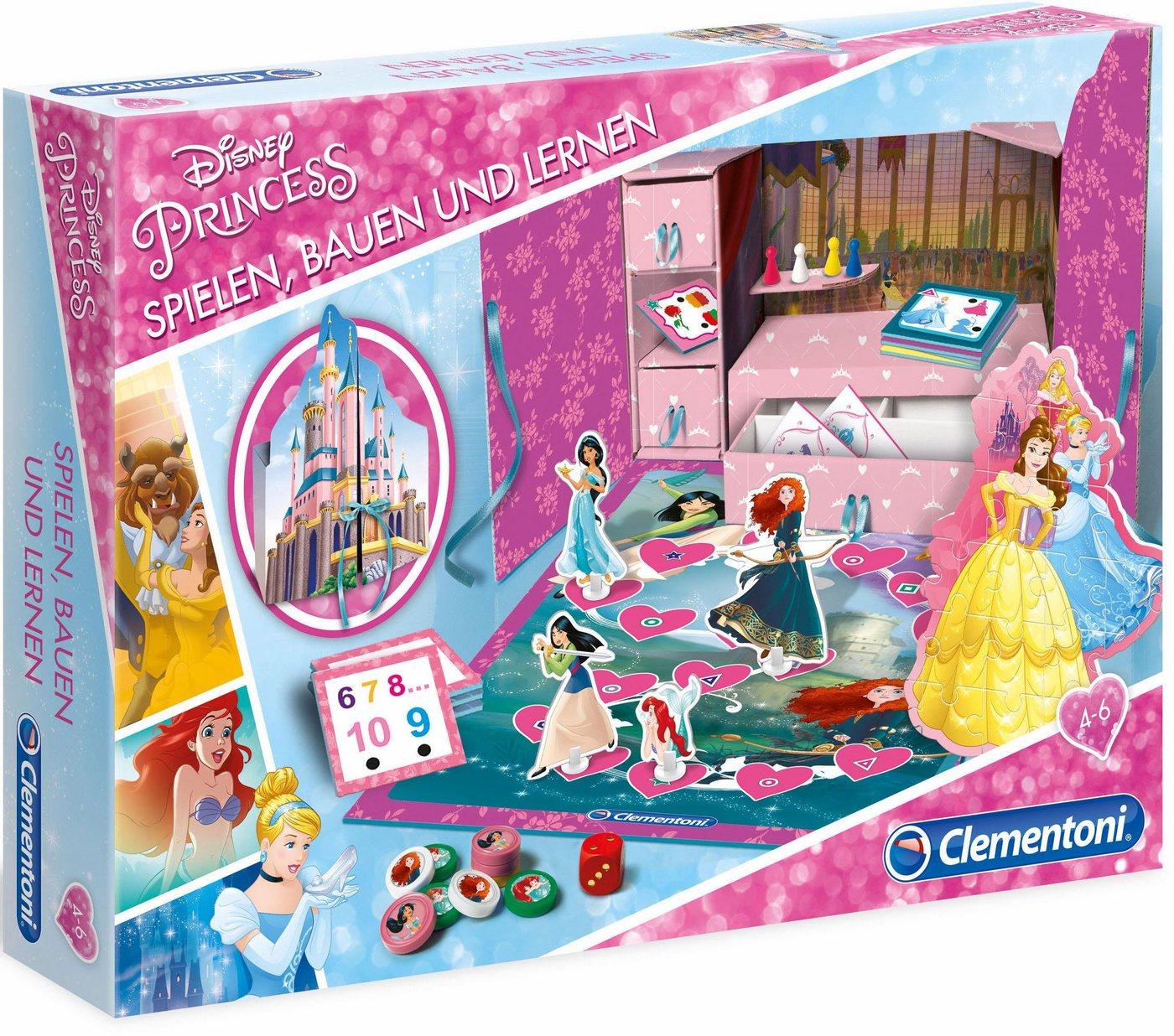 Vorschaubild von Clementoni Lernspiele, »Disney Princess Spielen, Basteln und Lernen «