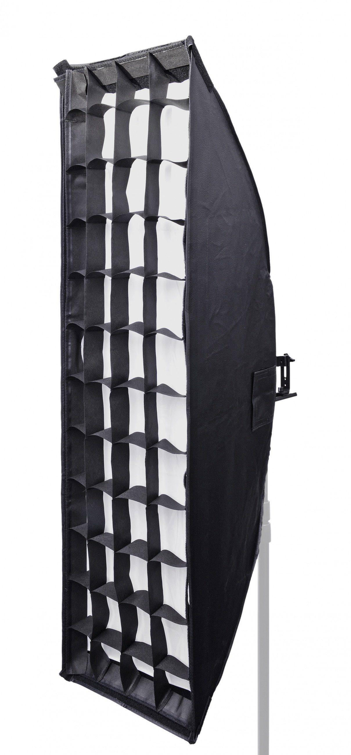 BRESSER Fotostudio »BRESSER SS-9 Softbox High Grade 30x120cm mit Wabe«