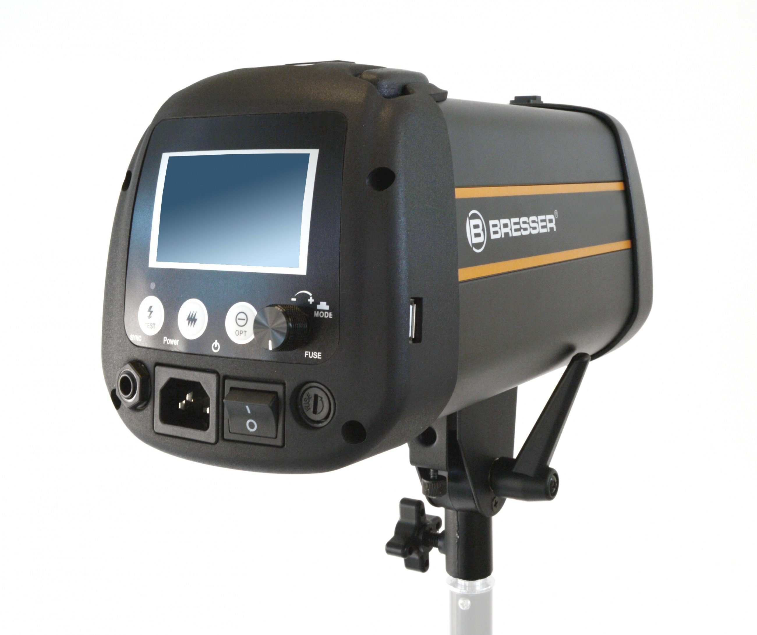 BRESSER Fotostudio »BRESSER FM-600 High Speed Studioblitz«