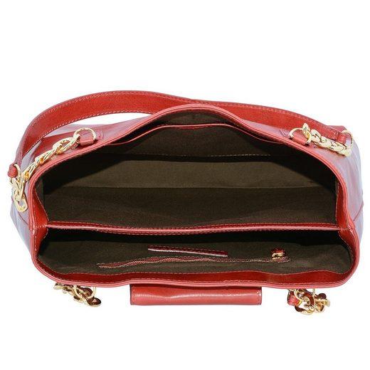 The Bridge Candy Shopper Tasche Leder 36 cm