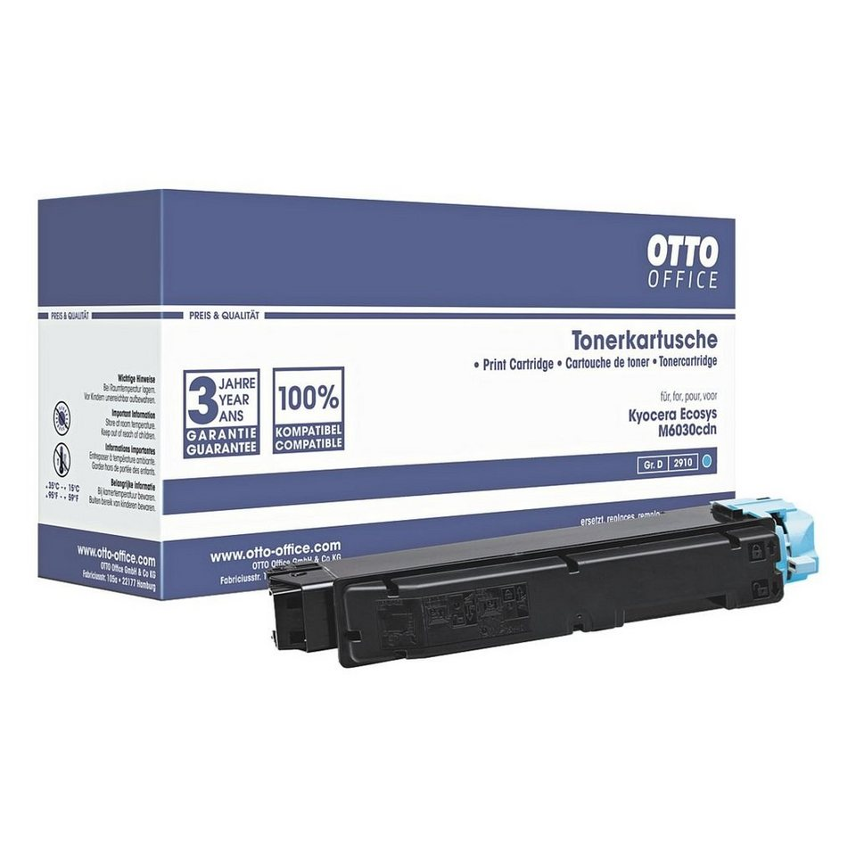 otto office standard toner ersetzt kyocera tk 5140c online kaufen otto. Black Bedroom Furniture Sets. Home Design Ideas