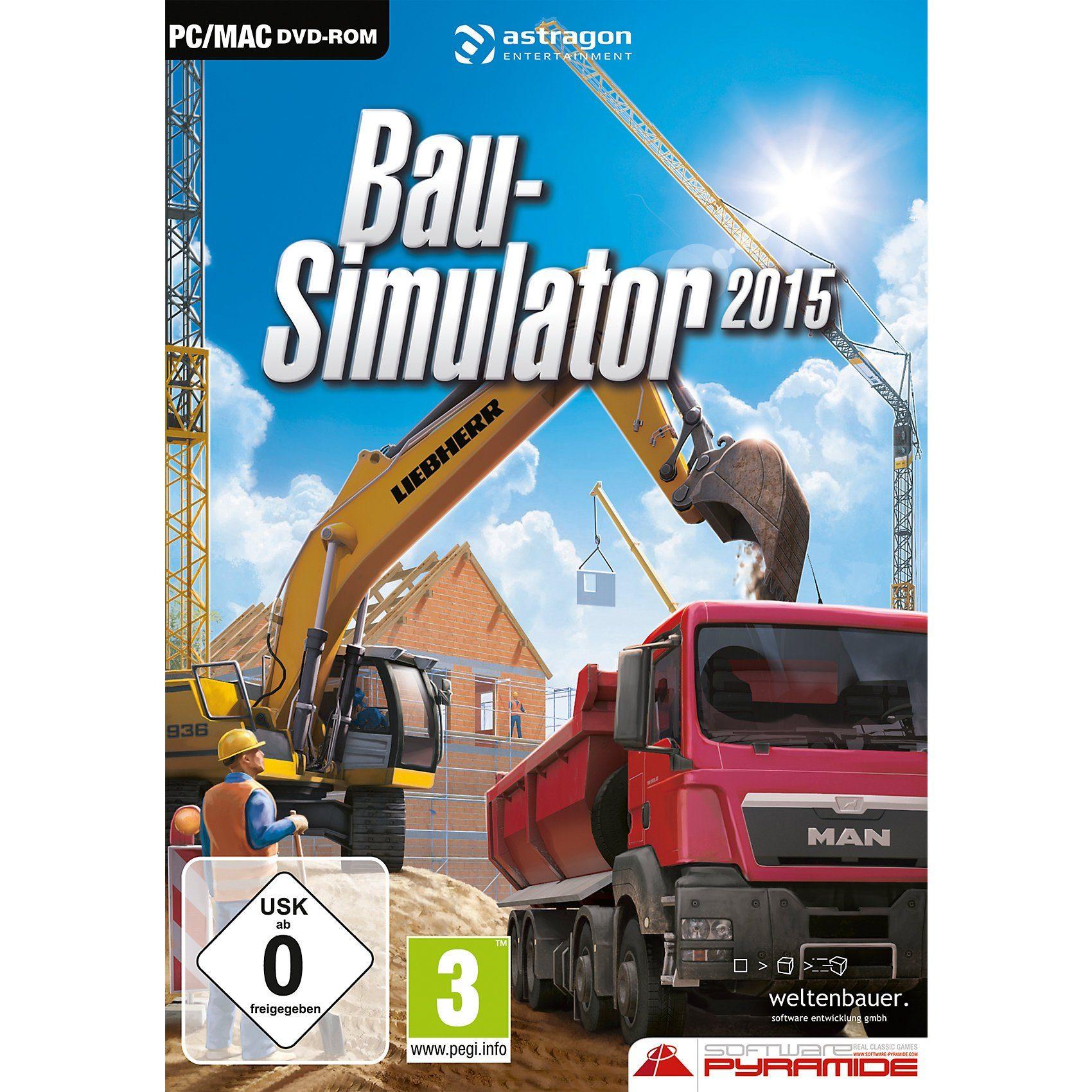 ak tronic PC Bau-Simulator 2015
