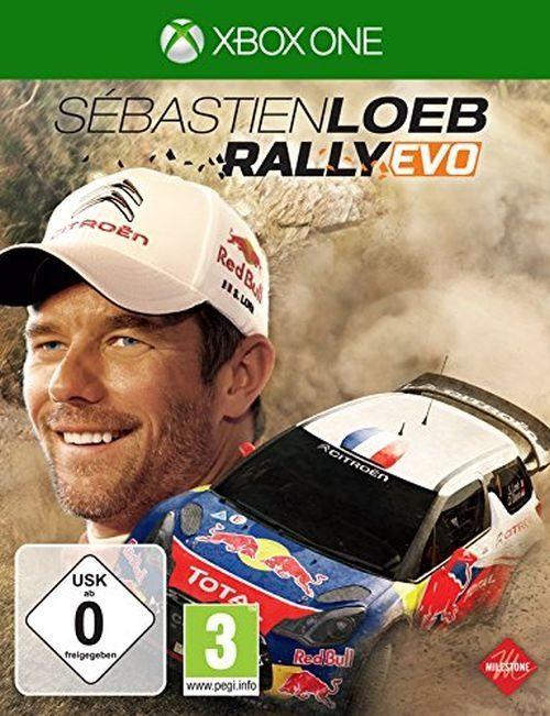 Bandai XBOX One - Spiel »Sebastien Loeb Rally Evo«