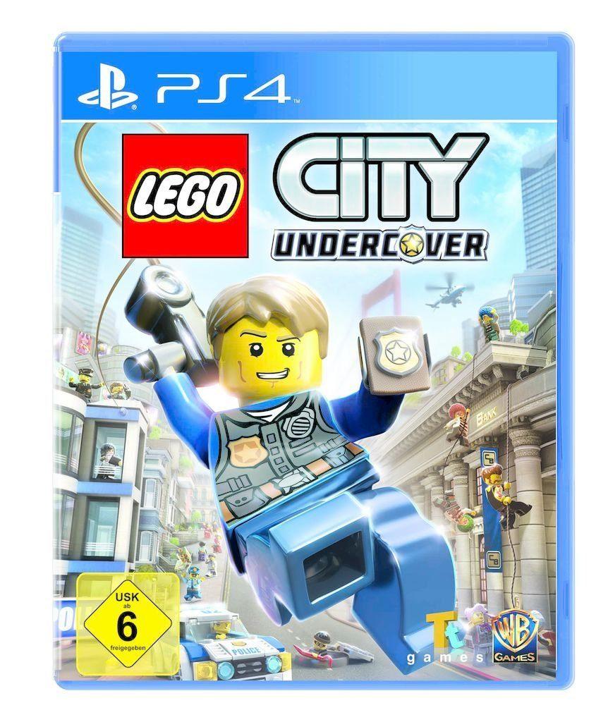 Warner Games Playstation 4 - Spiel »LEGO City Undercover«