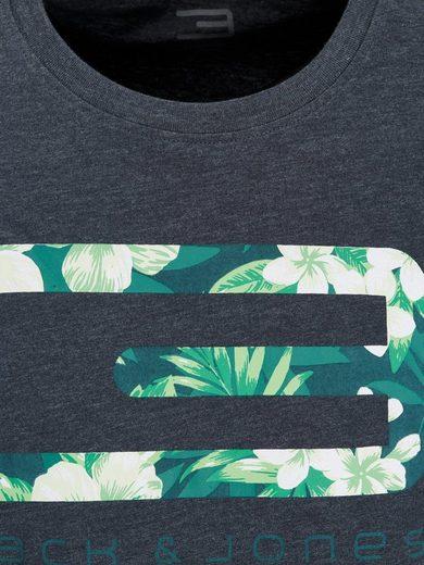 Jack & Jones Tech Tropic- T-Shirt