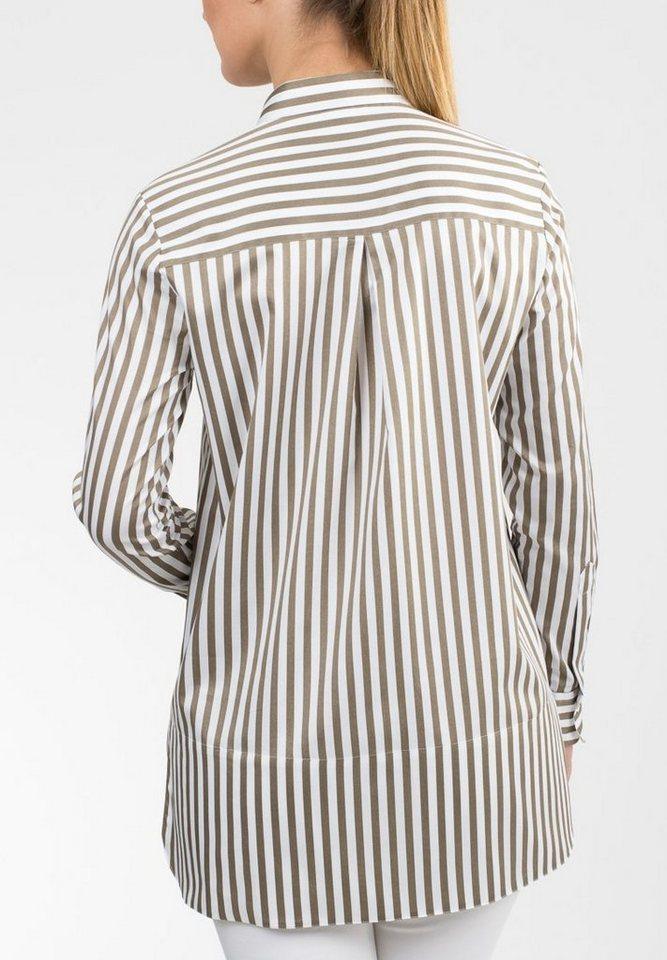ETERNA Langarm Bluse »MODERN FIT bedruckt«