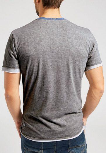 khujo T-Shirt THACKERY