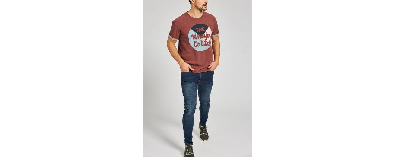 khujo T-Shirt TIMBO Verkauf 100% Garantiert Rabatt 2018 kIhlNwC