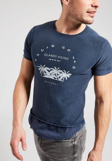 Khujo T-shirt Puliar