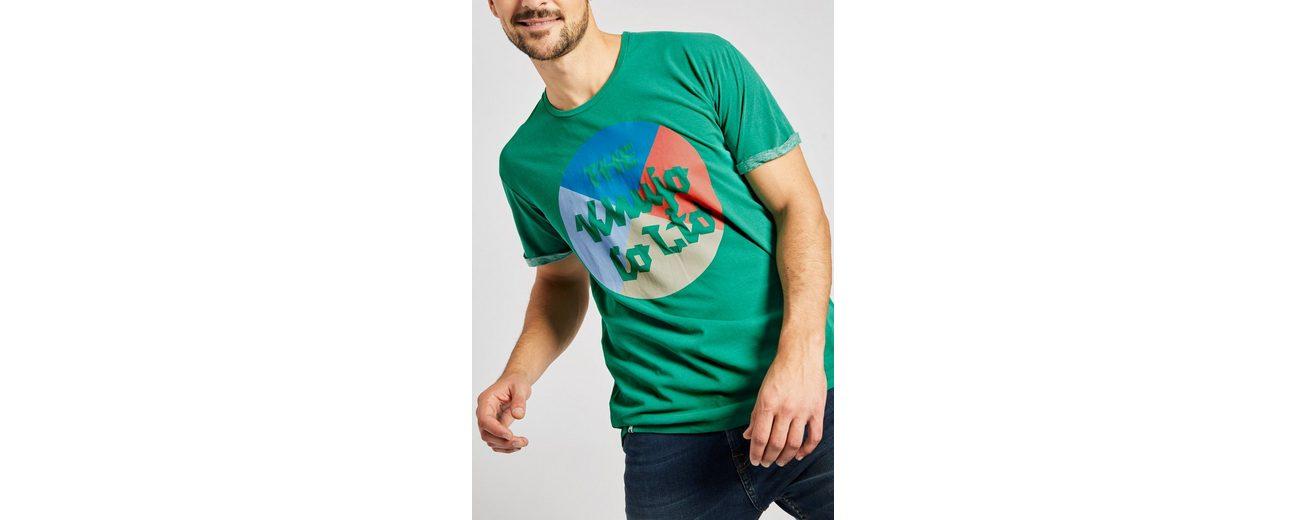 khujo T-Shirt TIMBO Visa-Zahlung Verkauf Online Gut Verkaufen xv3ZeuSg