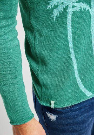 Khujo Crew-neck Sweater Pindall