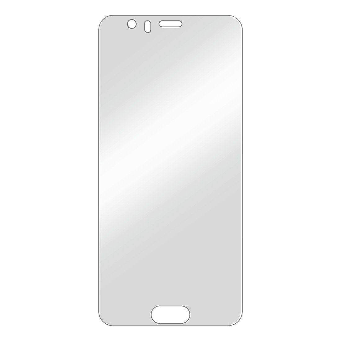 Hama Display-Schutzfolie Crystal Clear für Huawei P10 Plus, 2 Stück
