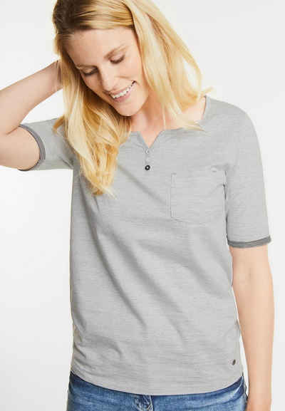CECIL Fein gestreiftes Shirt Sale Angebote Terpe