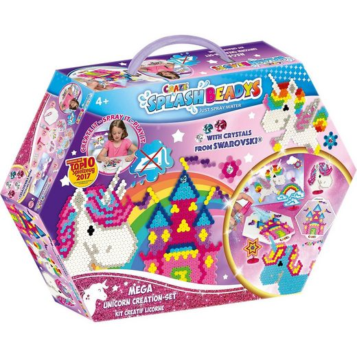 CRAZE Splash Beadys Einhorn Creation Set