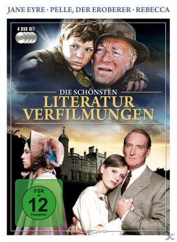DVD »Die schönsten Literaturverfilmungen«